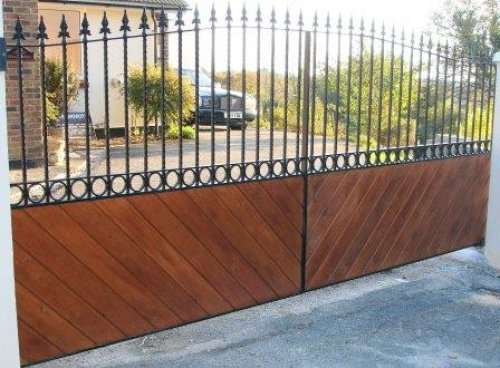 Solar & Electric Gates - Product categ. 711