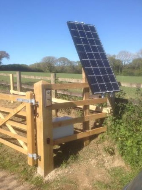 Solar & Electric Gates - Product categ. 642