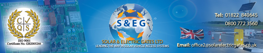 Solar & Electric Gates